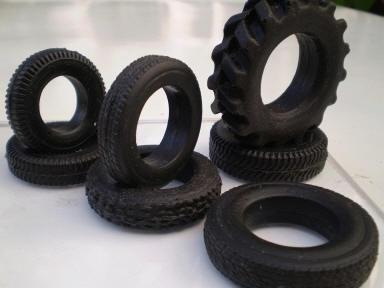 Dirt Late Model Tires - Mastering the Dark Art - Hot